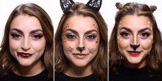 Schminktipps Last Minute Karnevalskostüme selber machen