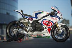 Racing Cafè: Honda CBR 1000 RR WSBK Team Pata Honda 2013
