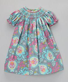 bishop dress, floral bishop, toddler girls, dresses, pink, toddlers, infants, blue floral, blues