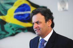 Aécio Neves. Opção para um Brasil mais competente.