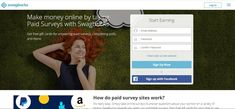 Online Surveys That Pay, Survey Sites That Pay, Paid Surveys, Online Jobs, Make Money Online, How To Make Money, Best Money Making Apps, Make 100 A Day