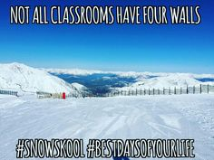 SnowSkool runs some of the best ski and snowboard instructor courses on the planet... probably... #ski #snowboard