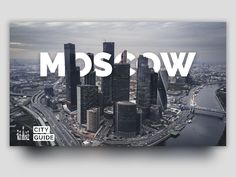 First page of Moscow City Guide Magazine designed by Greg Nikolskiy. the global community for designers and creative professionals. First Page, Magazine Design, Community, Graphic Design, City, Cities, Visual Communication