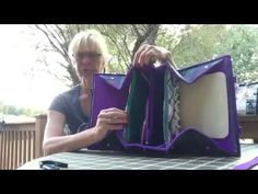 """Quilters organizer bag"" for beading and jewelry making"