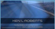 NEW VIDEO BLOG!! Watch here: http://kenlroberts.com/?p=1428