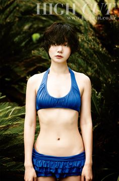 HIGH CUT VOL.56 배두나 여름 동화 (July, 2011)