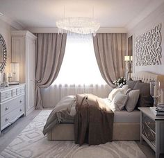 Ideas For Decor White Bedroom Sofas Bedroom Sofa, White Bedroom, Dream Bedroom, Bedroom Decor, Bedroom Drapes, Bedroom Rustic, Master Bedroom, Suites, Trendy Bedroom