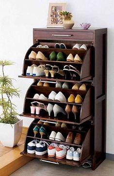 Practical shoe rack design ideas for small houses Futuristic architect . - Practical shoe rack design ideas for small houses Futuristic architect … – Practical shoe rack -