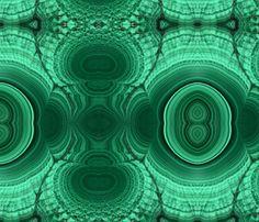 beautiful green malachite fabric, very similar to Marc Jacob's!