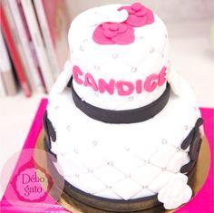 Gâteau Camelia, Pièce montée, Rose, Blanc, Noir, Gâteaux personnalisés, Gâteau d'anniversaire, Paris, Gourmandise, Anniversaire, Cake design Paris, Birthday Cake