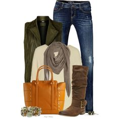 Vested, created by madamedeveria on Polyvore