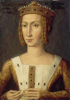 Familles Royales d'Europe : Marguerite de Flandres, duchesse de Bourgogne