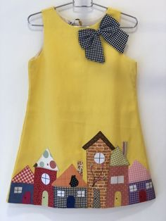Frocks For Girls, Dresses Kids Girl, Kids Outfits, Cute Baby Dresses, Girls Dresses Sewing, Children Dress, Baby Girl Dress Patterns, Baby Dress Design, Coat Patterns