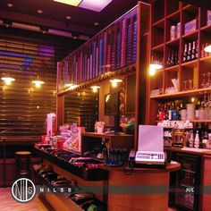 NILSS.be Julien / bar tabac
