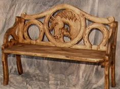 Chainsaw Carving Indiana | Woodworking best wood carving bench carved bench PDF…