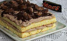 MARS CHEESECAKE MORBIDA ricetta dolce freddo veloce