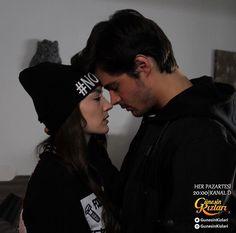 Aşk ❤️ Turkish Men, Turkish Beauty, Turkish Actors, Cute Girl Drawing, Brown Aesthetic, Young Couples, Beautiful Couple, Relationship Goals, Cute Girls