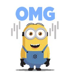 Animated gif uploaded by GLen =^● 。●^=. Find images and videos about cute, gif and cool on We Heart It - the app to get lost in what you love. Minion Gif, Minions Cartoon, Cute Minions, Cartoon Gifs, Animated Smiley Faces, Animated Emoticons, Animated Gif, Cute Cartoon Images, Funny Memes Images