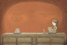 Ilustración de Lucía Mancilla Prieto para la obra  FOFOLETES, de María Gabriela Belziti. http://www.canallector.com/