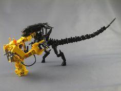 DoubleBrick.ru Форум о LEGO * Просмотр темы - Powerloader и Королева чужих.