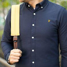 В Turbocolor пришла новая поставка осенне-зимней коллекции Farah Vintage. Рубашки Оксфорд, футболки, свитера и куртки уже в продаже он-лайн и магазине на Новослободской.  #farah #farahvintage http://turbocolor.ru/new/