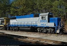 RailPictures.Net Photo: OMLX 2001 Omnitrax EMD GP38-2 at Atlanta, Georgia by Patrick Phelan