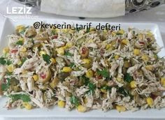 Delicious Chicken Salad – My Delicious Food - Grillen Turtle Pie, Blueberry Delight, Pork Stew, Lime Pie, Cake Decorating Tips, Homemade Beauty Products, Chicken Salad, Potato Salad, Food And Drink