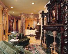 Inside Le Pavillon Hotel