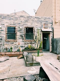 awesome The Garden Landscape of the General Store (Sf)  #Cactus #Landscape    In the General Store, local artisans and craftspeople contribute to the mix of furniture, clothing, tools, plants, household items, books, jewe...