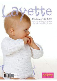 Phildar №465 Layette 2007 - Татьяна Банацкая - Picasa Albums Web
