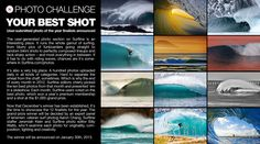 PHOTO CHALLENGE 2012 FINALISTS | SURFLINE.COM #wave #surfline