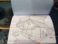 Koolhaas/OMA - Seattle Library - https://twitter.com/LeonieJansssen/status/557751821406834691