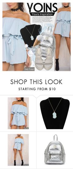 """YOINS: Uranus"" by an1ta ❤ liked on Polyvore"