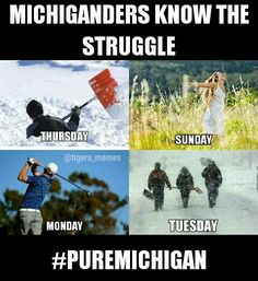 Michigan.....got hit with 8 inches 2 days ago.  Getting another blizzard right now...