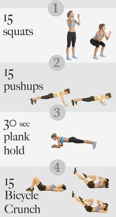 I know it's often difficult for you to find the time to do a sensible workout, so here is a quick and effective way to get some exercise in. This can be done just before you take a bath in the mornings or whiche