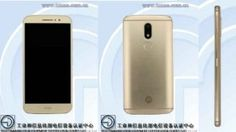 Moto M spotted at TENAA with rear fingerprint scanner and metal body