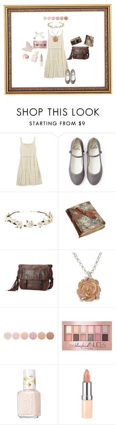 """Vintage summer"" by xxcatchingbutterfliesxx ❤ liked on Polyvore featuring Leica, Cult Gaia, Swatch, Frye, Claire Hart Design, Deborah Lippmann, Maybelline, Essie, Rimmel and NARS Cosmetics"