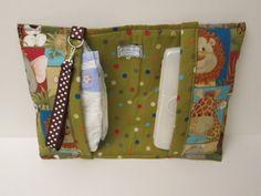 Bi-fold diaper case... LOVE IT!