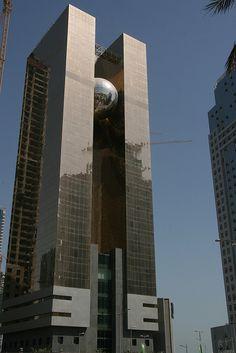 QGas Tower, West Bay. Doha, Qatar