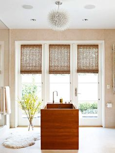 Simple Nature-Inspired Bathroom | Better Homes & Gardens