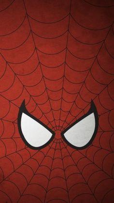 Máscara Spiderman para Iphone