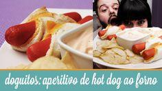 Doguitos (aperitivo de hot dog ao forno)  | Cozinha para 2