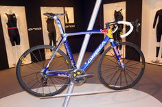 Tradeshow Gallery - Cool Road Bikes From Orbea, Cannondale, Ridley & More!
