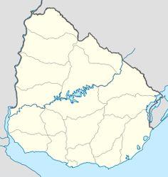 Paysandú ubicada en Uruguay