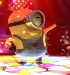 Clubbing 。◕‿◕。 See my Despicable Me  Minions pins https://www.pinterest.com/search/my_pins/?q=minions
