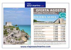 #Oferta Riviera Maya #vacaciones #verano #México