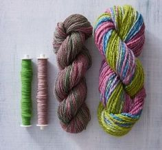 Ply your yarn. Do it. After I became a spinner, I developed a definite bias toward plied yarns. It's true that when we stop at singles we make yarn that's very difficult for a machine to replicate, but plied yarns are just better. Here are three reasons why–and three ways to do it…