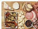 Antipasto Platter With Grilled Vegetables Recipe