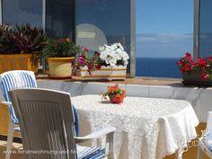Diese schöne #Ferienwohnung hat eine großer Terrasse und Meerblick in befindet sich in den Ort von Los #Realejos Teneriffa-Nord