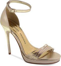 9b7dffa5393 Chinese Laundry Isabel Platform Evening Sandals - ShopStyle